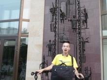 Илья Анатольевич и волшебное кресло
