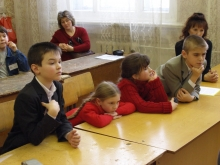 На секции, Илья Дмитриевич и интересное
