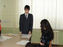 На секции, Жидков Илья Дмитриевич и презрение к лёгким вопросам