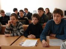 На секции, Жмаков Семён Владимирович (первый ряд слева) и Бушмакин Никита Михайлович (первый ряд справа)