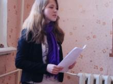 Гусарова Алёна Юрьевна и выступление