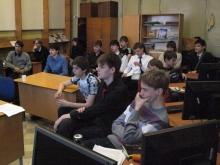 Участники секции