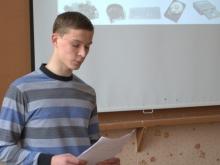 Выступление, Хохлов Алексей Владимирович