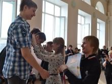 Награждение, Ивахненко Максим Дмитриевич и Попов Евгений Юрьевич