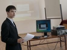 Выступление, Жидков Илья Дмитриевич